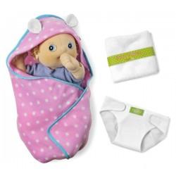 Baby Wickel Set