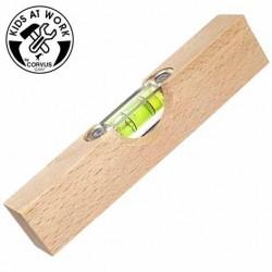 kleine Wasserwaage aus Holz