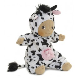 Puppe Cow