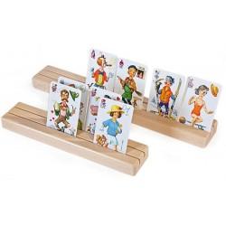 Steckschiene - Kartenhalter