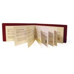 Kinderlieder für Glockenspiele mit Farbsystem