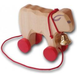 Schaf zum Ziehen