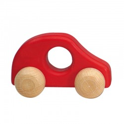 Holzfahrzeug PKW groß
