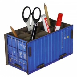 Stiftebox Container