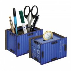 Twinbox Container