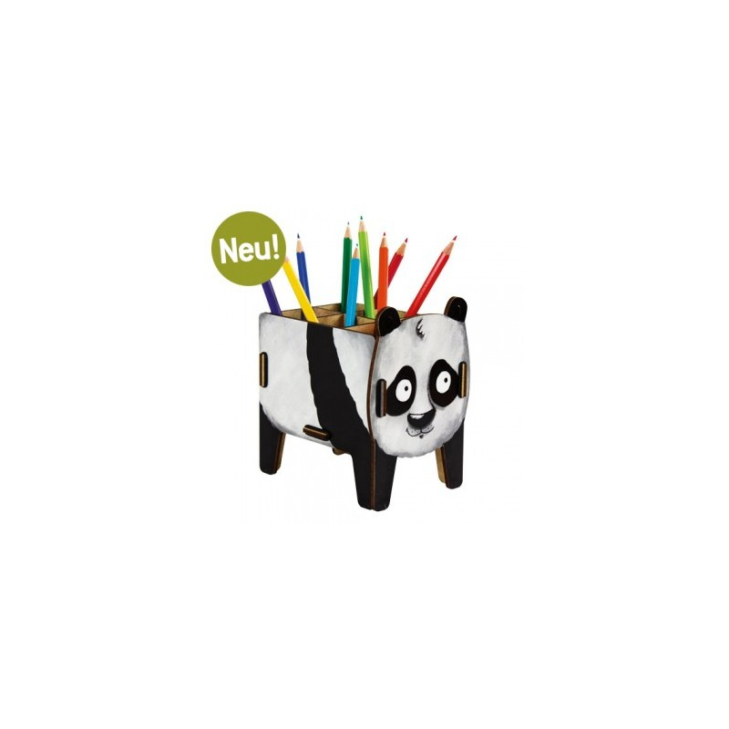 Stiftebox Panda
