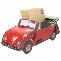 Zettelbox VW Käfer