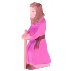 Holzfigur: Josef II