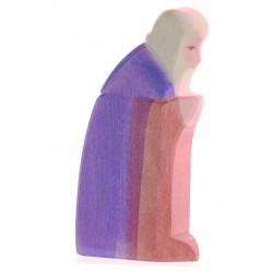 Holzfigur: Josef