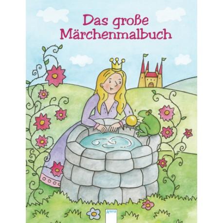 Malbuch Märchen
