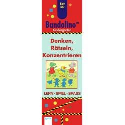 Bandolino Denken, Rätseln, Konzentrieren