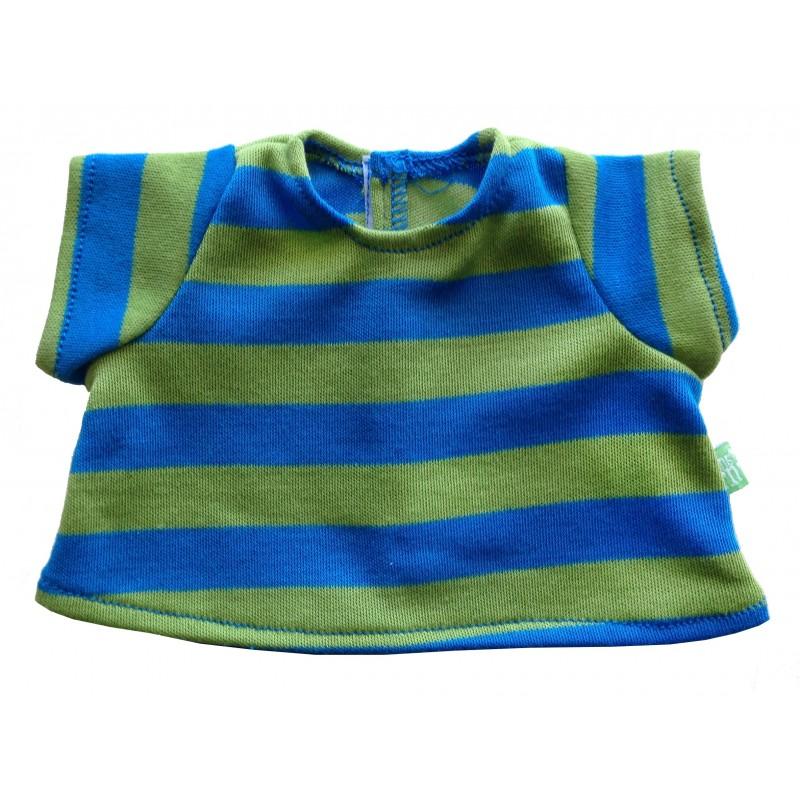 Kids-Outfit green T-Shirt