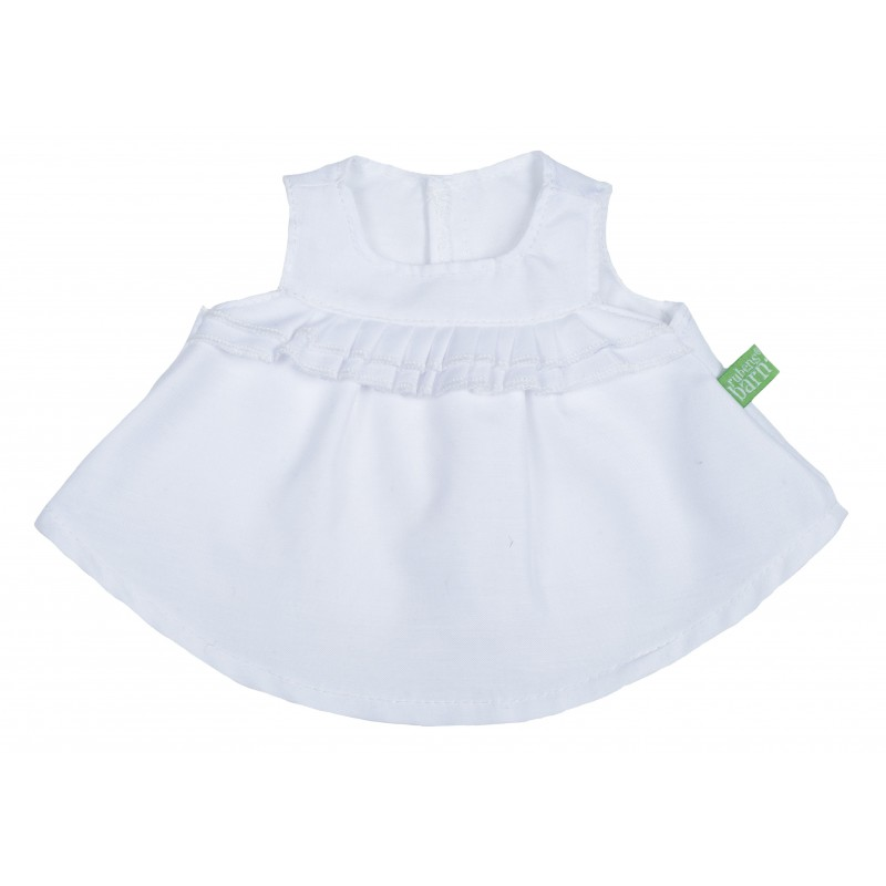 Kids-Outfit white Top