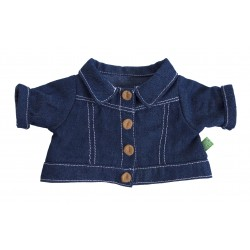 Kids-Outfit Jeans Jacket