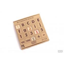 Alphabet-Bausteine