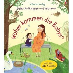 Buch Woher kommen die Babys
