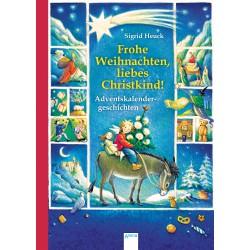 Buch Frohe Weihnachten, liebes Chrsitkind!