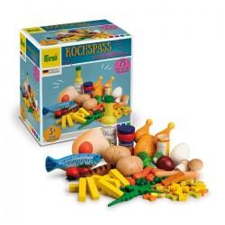 Lebensmittel Set Spielküche