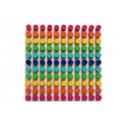 Farbensteckspiel