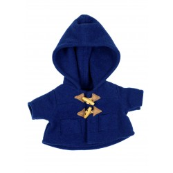Kids-Outfit blue coat