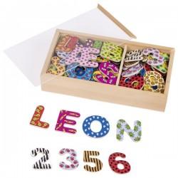 Magnet Buchstaben/Zahlen