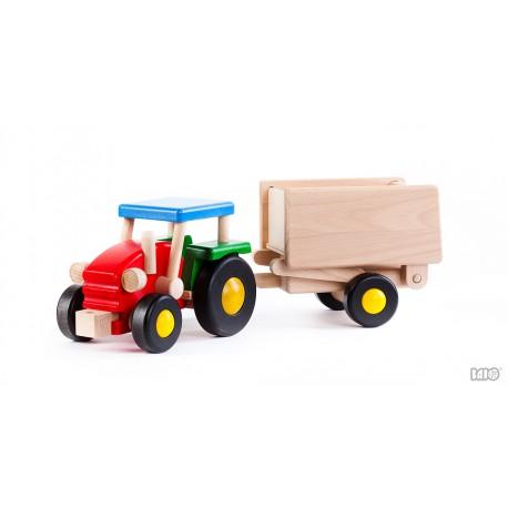 Rolly Toys Streuhanhänger John Deere Streumax
