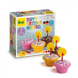 Happy Birthday Muffins