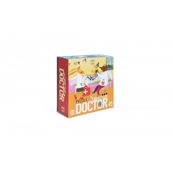 "Puzzle ""I want to be Doctor"""