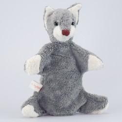 Katze (Handpuppe)