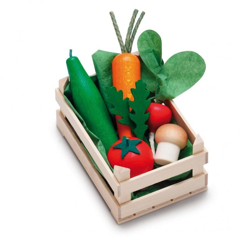 Sortiment Gemüse, klein
