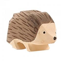 Holzfigur: Igel