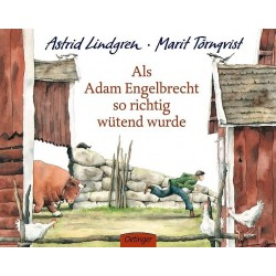 Buch als Adam Engelbrecht so richtig wütend wurde