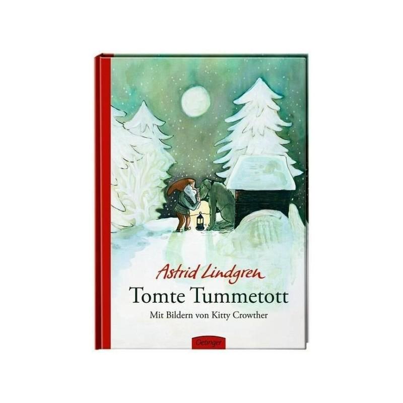 Buch: Tomte Tummetott