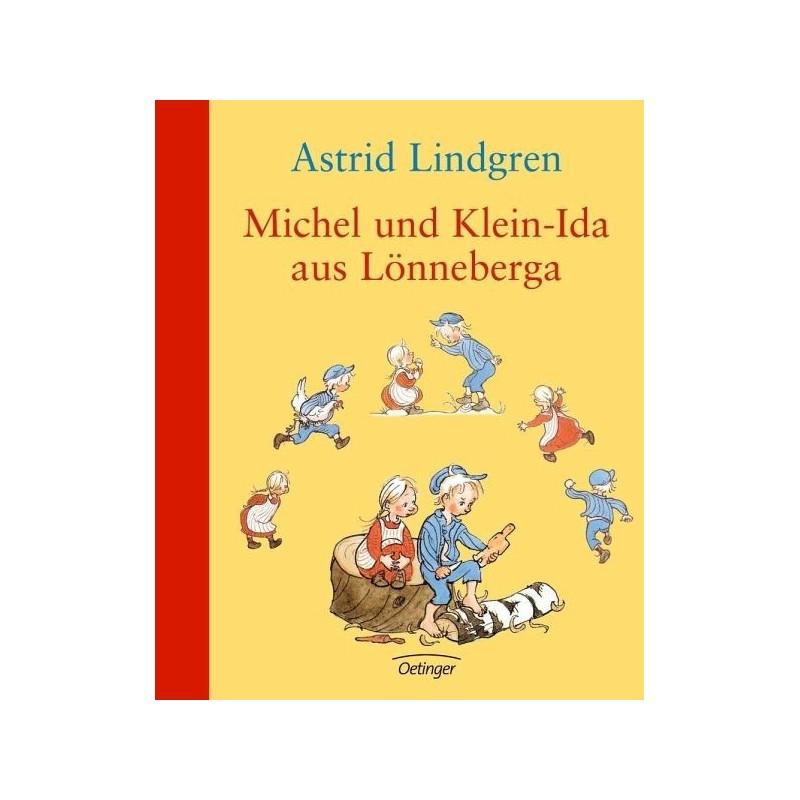 Buch: Michel und Klein-Ida aus Lönneberga