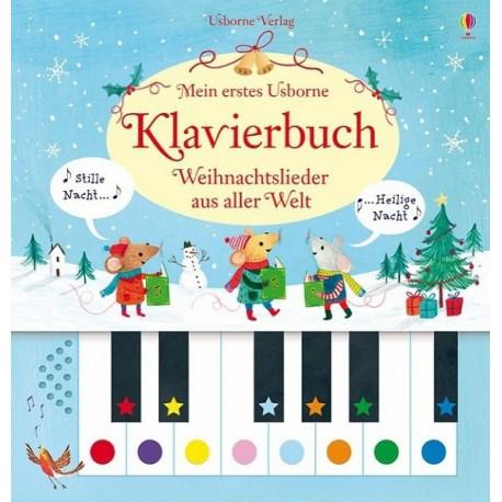 Klavierbuch - Weihnachtslieder aus aller Welt