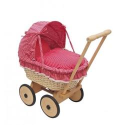 Puppenwagen Korb