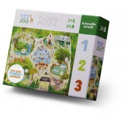Puzzle: 123 Zoo