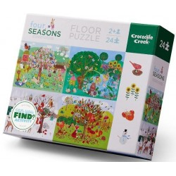 Puzzle: four SEASONS