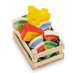 Sortiment Käse klein