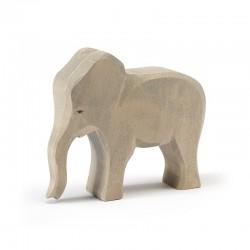 Holztier: Elefantenkuh