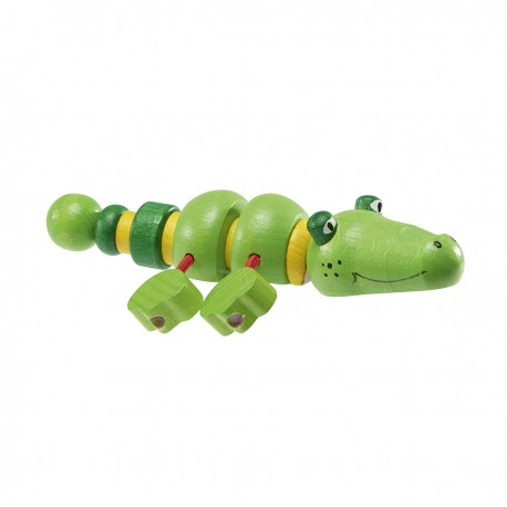 Klapper Krokodil