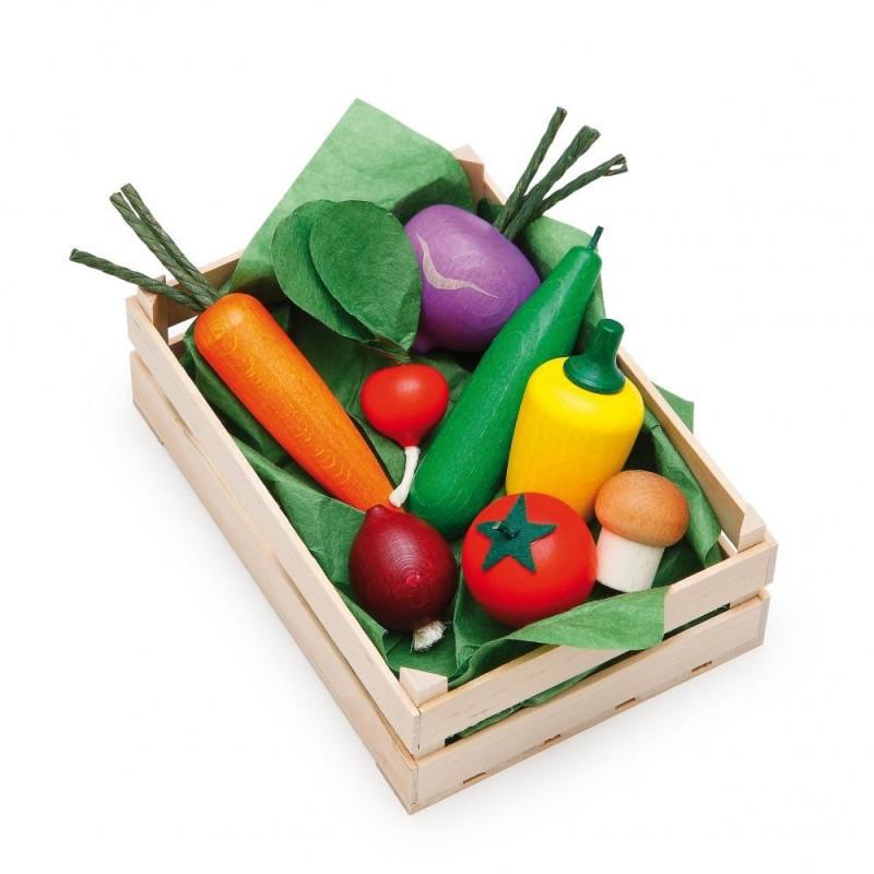 Sortiment Gemüse
