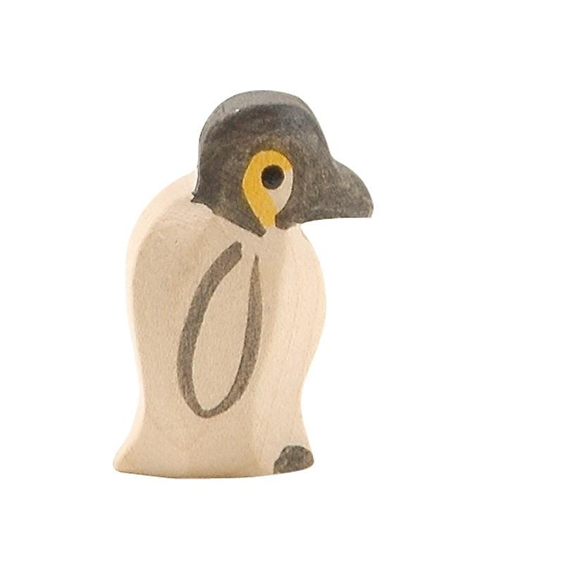 Holztier: Pinguin klein