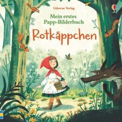Rotkäppchen - Mein erstes Papp-Bilderbuch