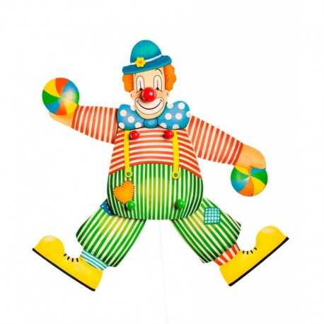Hampelmann Clown