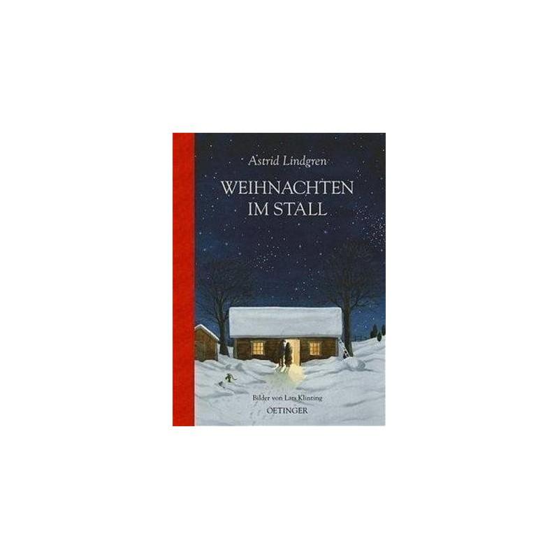 Buch: Weihnachten im Stall
