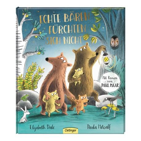 Buch: Echte Bären fürchten sich nicht