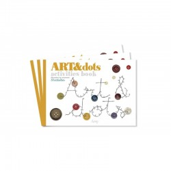 ART&dots activities book