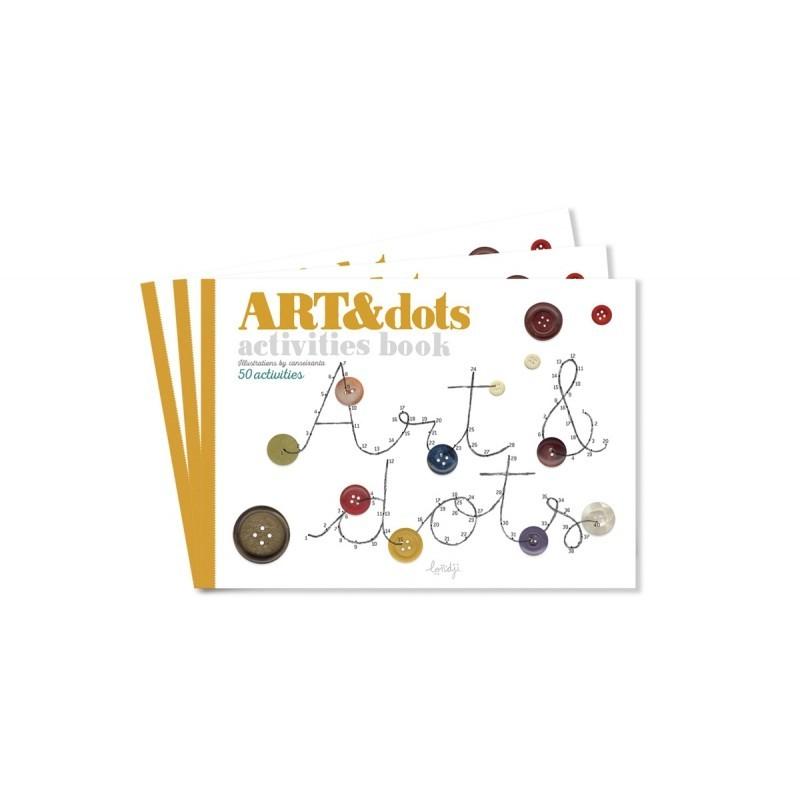 ART&dots activities book