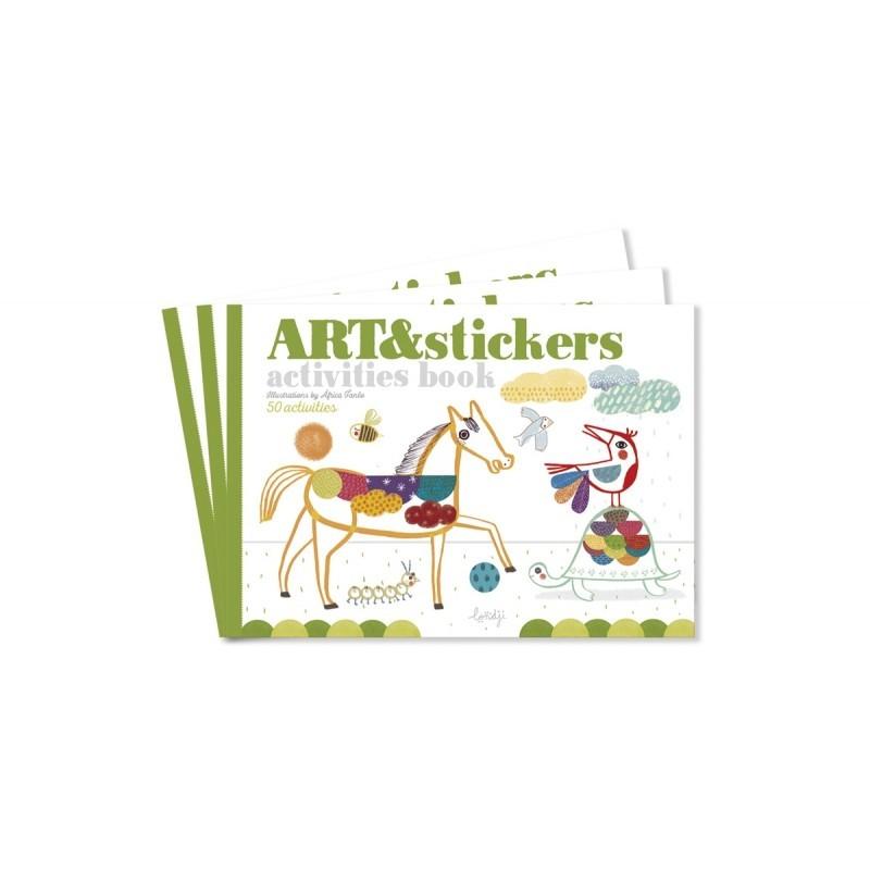 ART& stickers